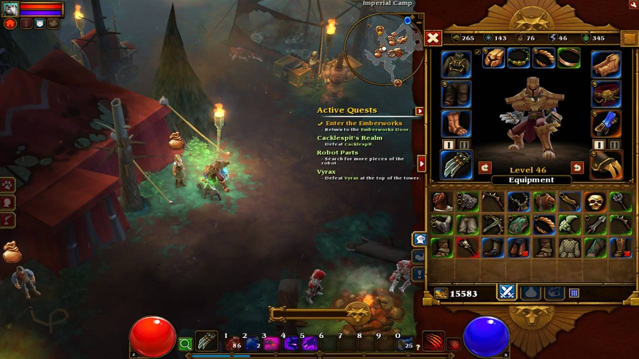 Over One Million Copies of Torchlight 2 Sold in 2012