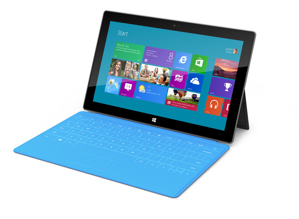 Microsoft Surface RT Review: Finally A Tablet Worth Showing Off