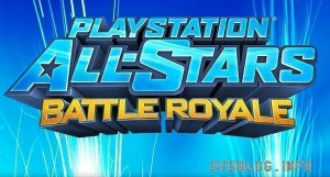 Title for Playstation All-Stars Battle Royal