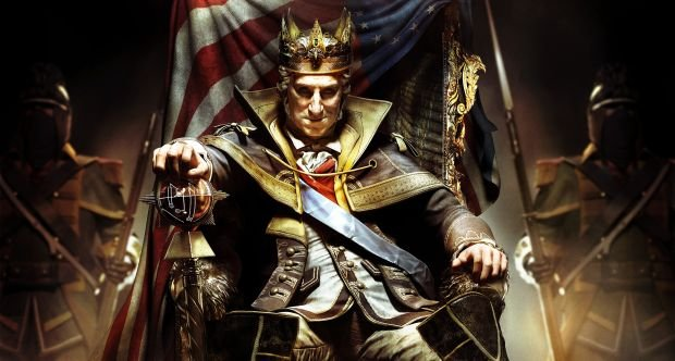 Good George Goes Bad In Assassin's Creed III DLC