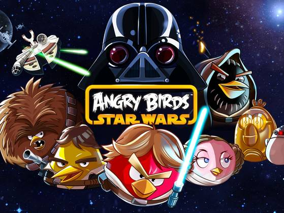 Rovio Announces Angry Birds Star Wars 2