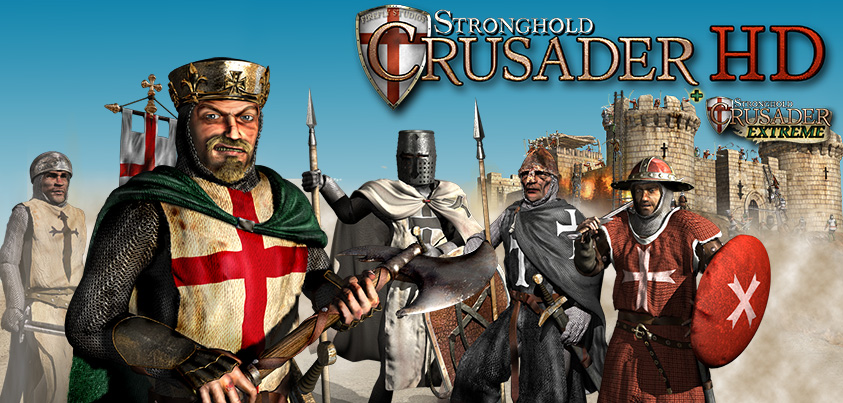 Stronghold HD And Stronghold Crusader HD Coming November 1st