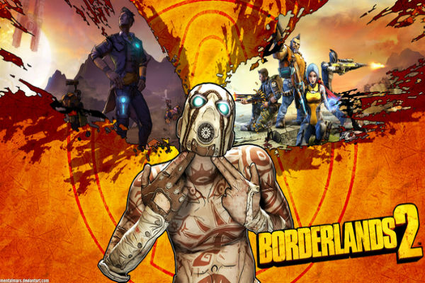 I Noticed Something Strange In Borderlands 2…