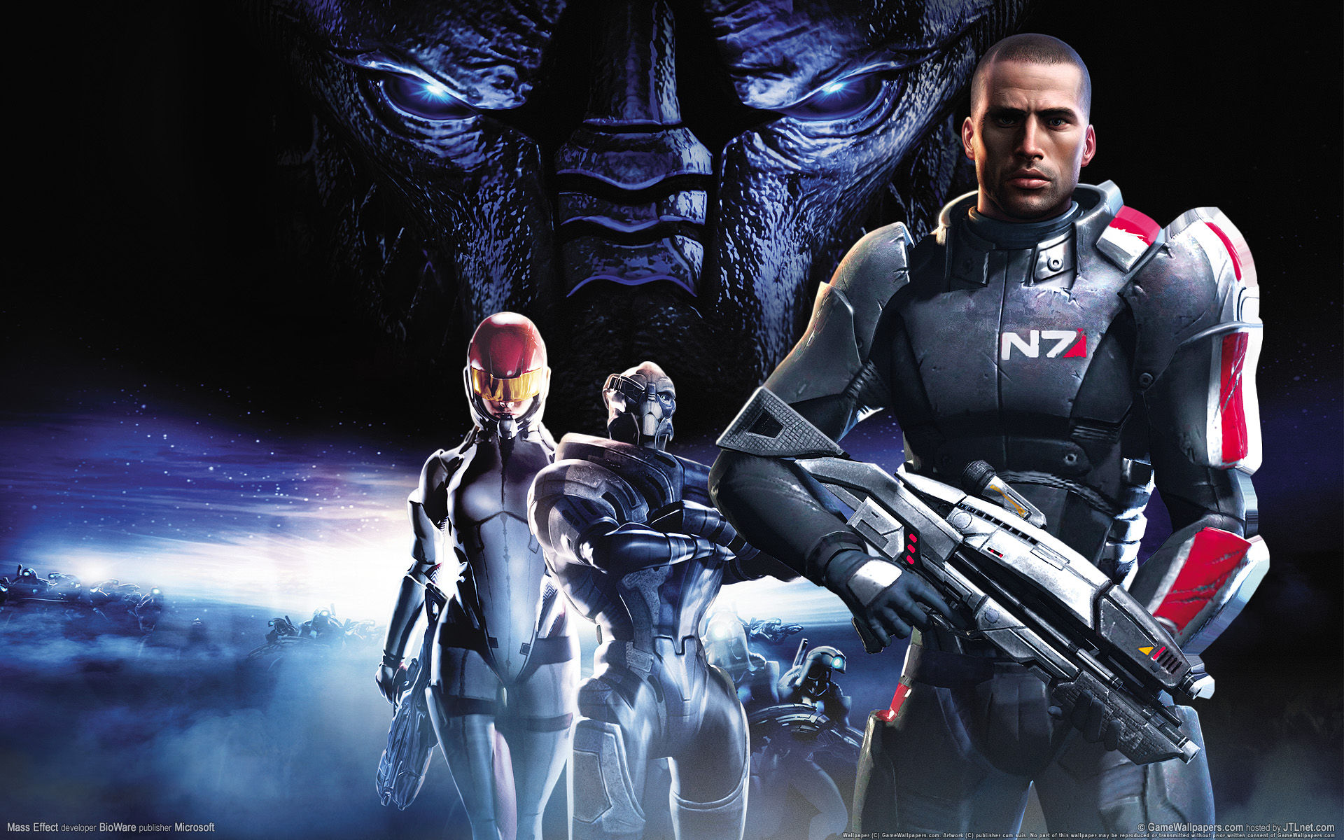 """No More Shepard"" For Next Mass Effect"