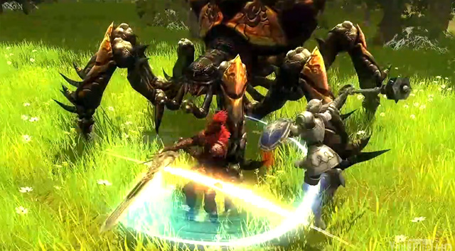 RaiderZ Stress Test Now Open