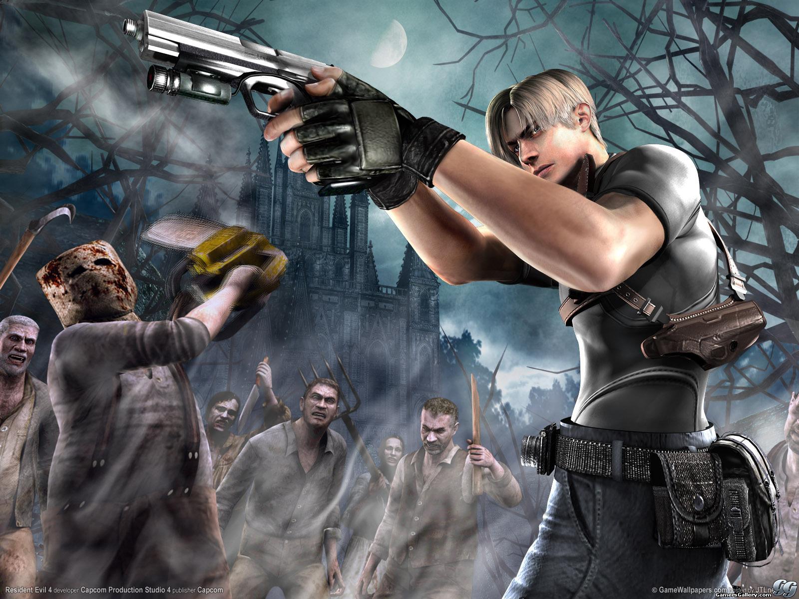 Halloween Replay: Resident Evil 4