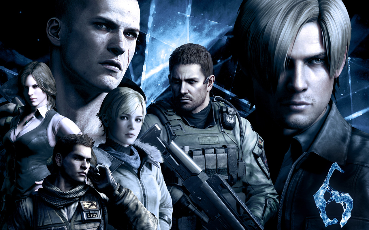 New Resident Evil 6 Patch Adds Difficulty Mode, Co-op Partner