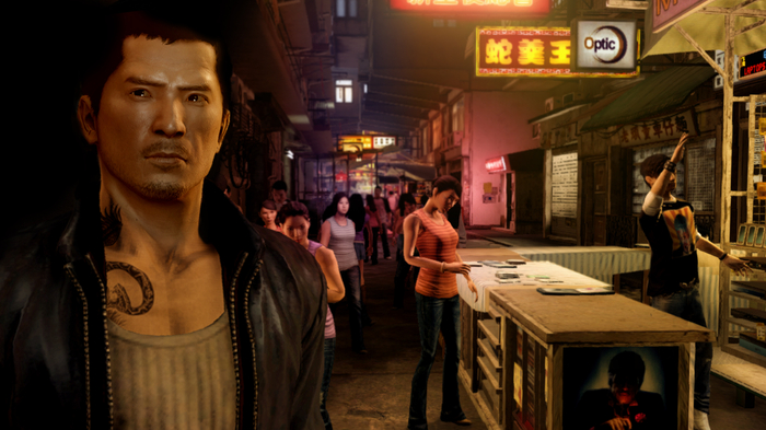Sleeping Dogs Horror DLC? Yes Please.