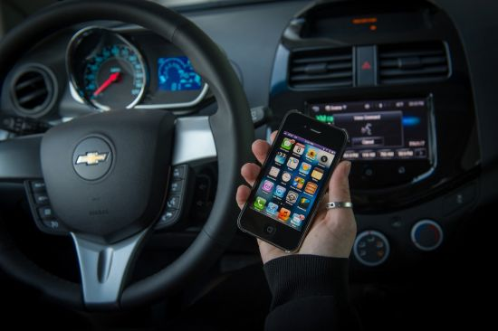 Siri Coming to Chevy Cars in 2013