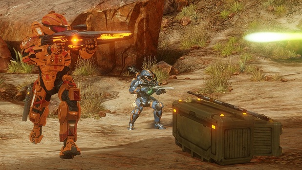 Second episode of Halo 4's Spartan Ops lands on Monday
