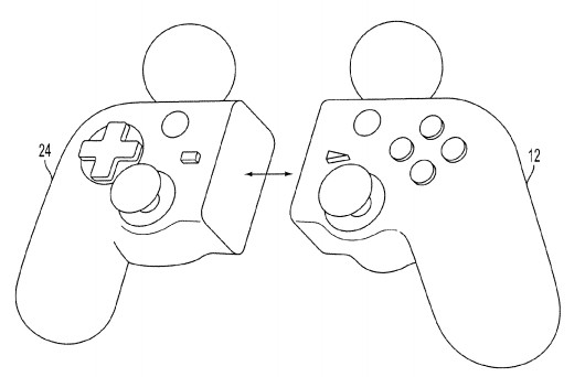Patent for Move/DualShock Hybrid Filed by Sony