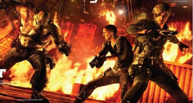 Resident-Evil-6-Airplane-Crash-Site