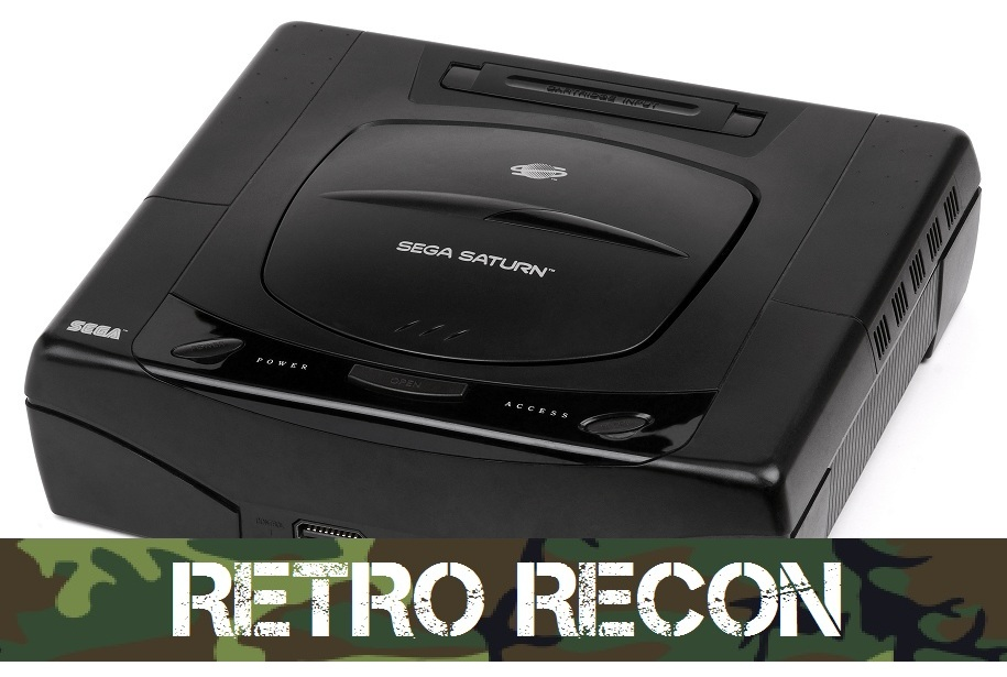 Retro Recon – The Sega Saturn, Part I