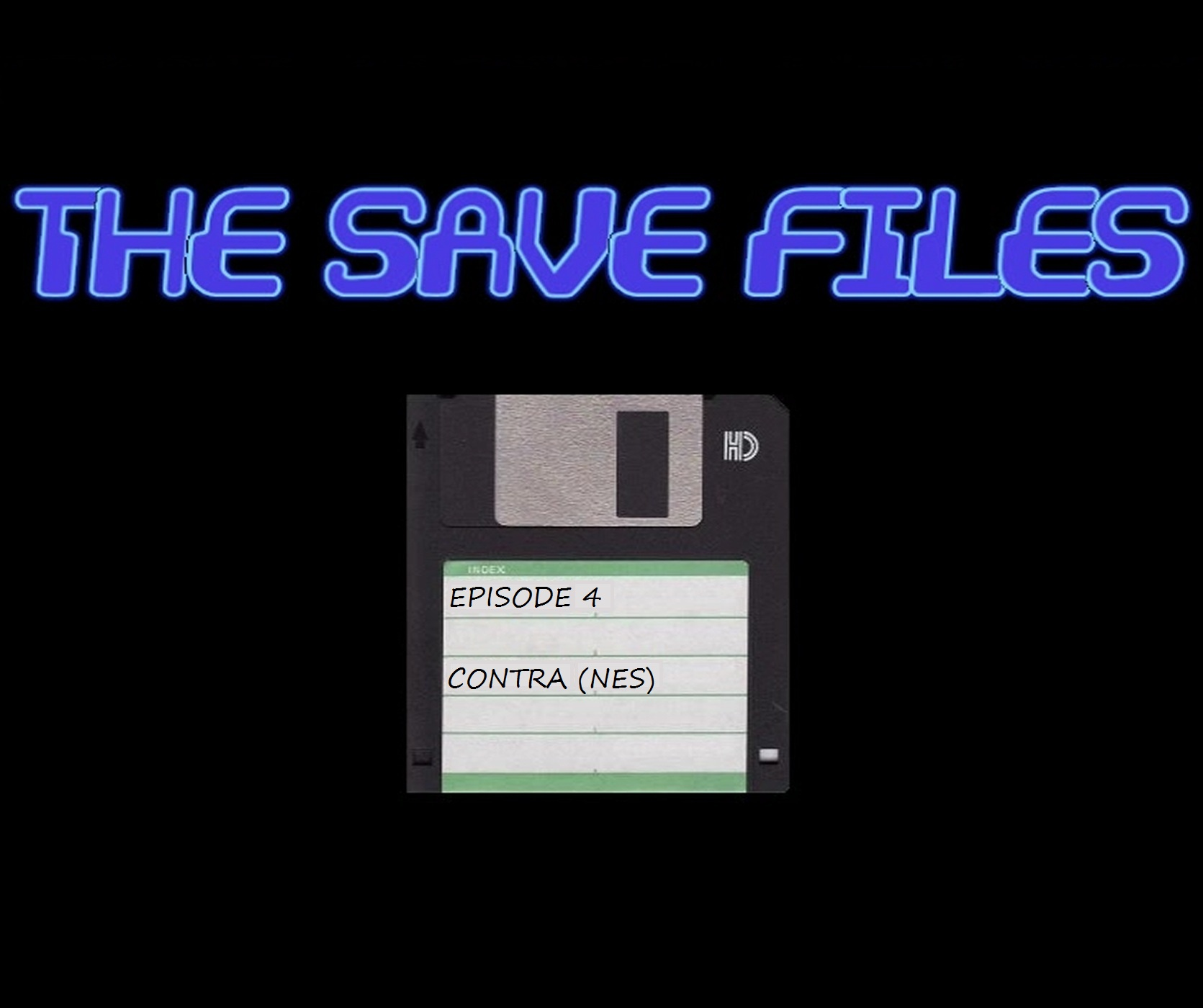 The Save Files – Contra (NES)