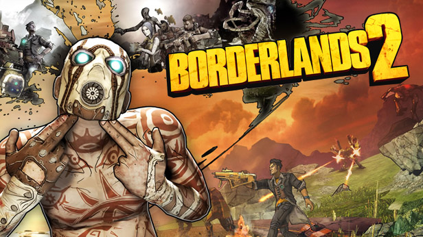 Borderlands 2 Gets New DLC Trailer