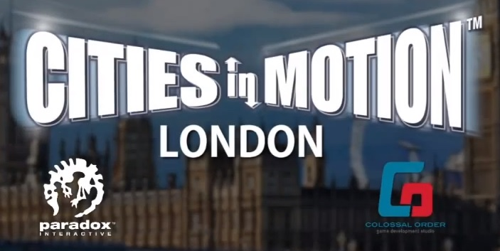 Paradox Announces Cities In Motion: London For November 20th