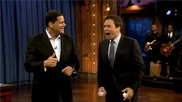 Wii U to be Featured on Jimmy Fallon Friday Night