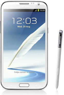 Samsung Galaxy Note II Review: A Standard Setter In The 5-Inch Realm