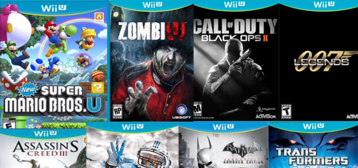 Good Wii U Games : Buy or don t all wii u launch titles leviathyn