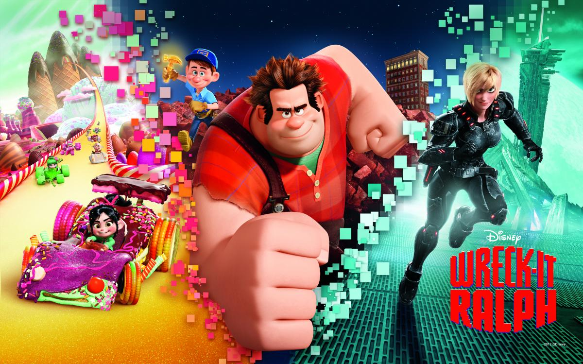 Wreck-It Ralph Review: Finally, A Video Game Movie Done Right