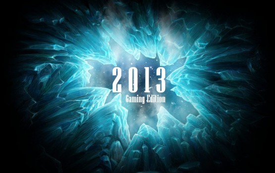 My 3 Gaming Resolutions for 2013