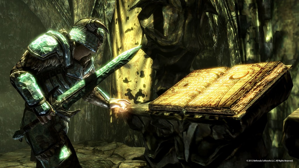 PS3 to Finally Get Skyrim DLC With Dragonborn