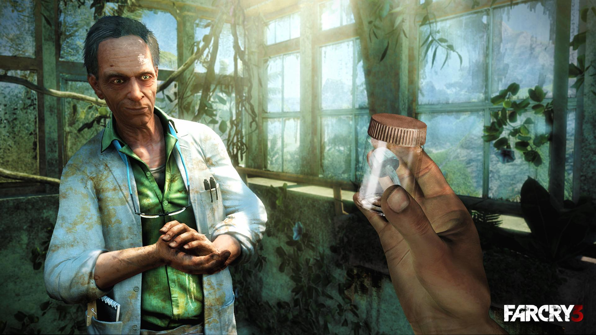 Tabooed Subjects in Far Cry 3