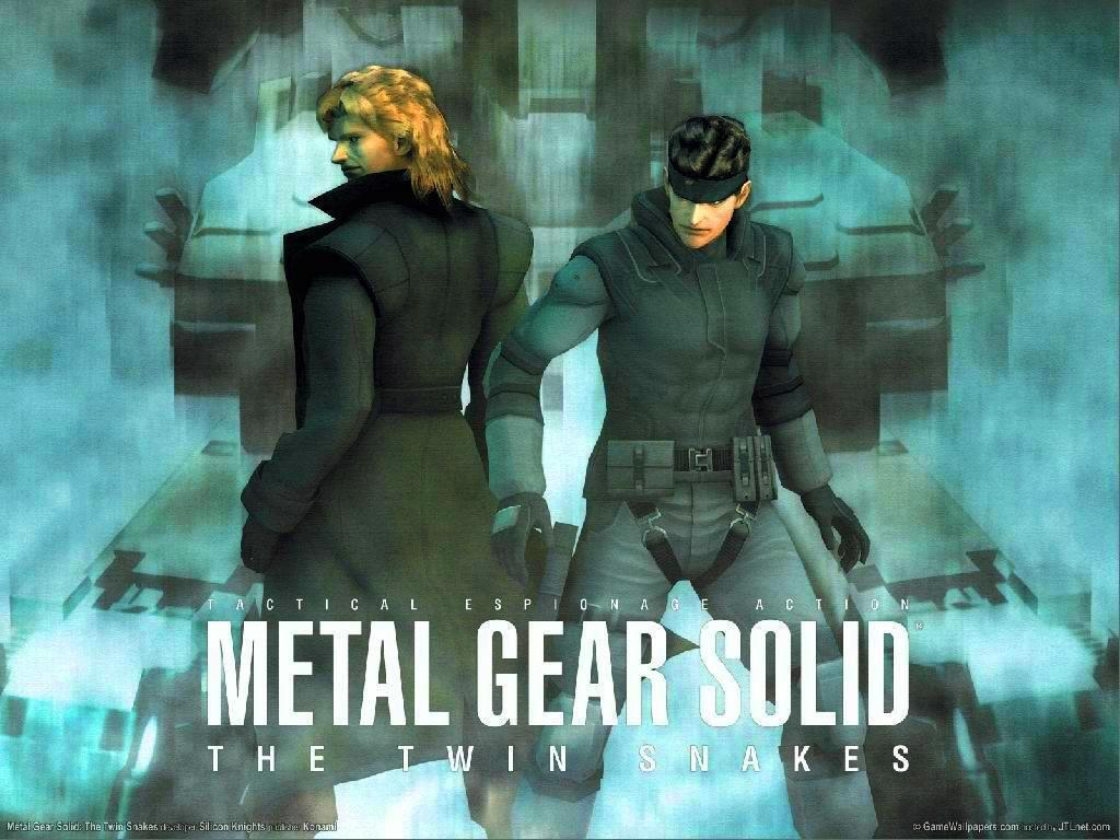 My First Foray Into the Metal Gear Solid Franchise