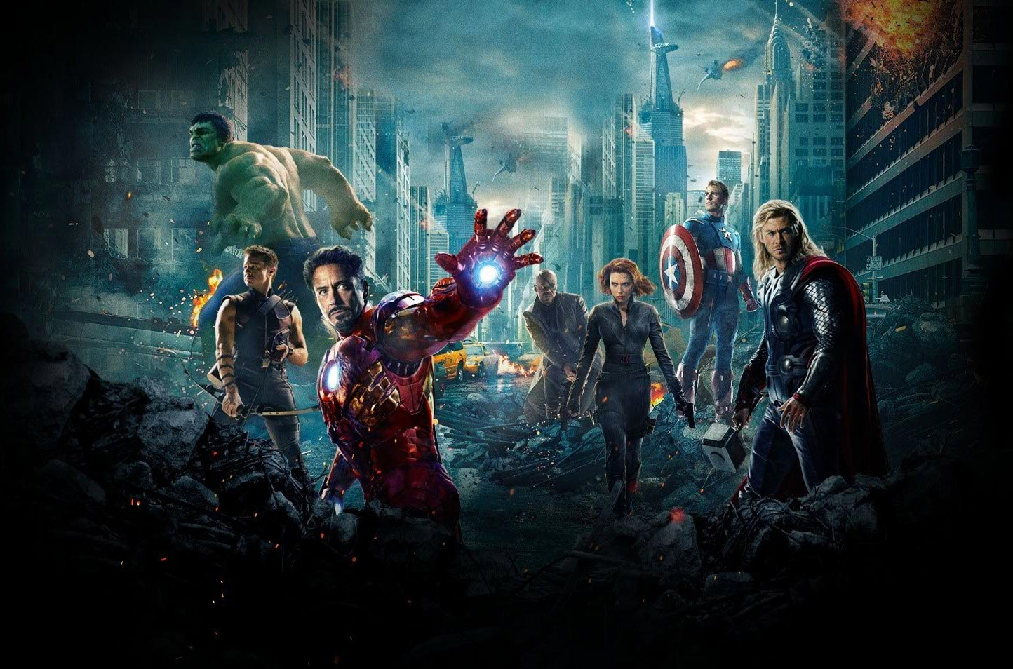 "Check Out This Video On ""Everything Wrong With the Avengers"""