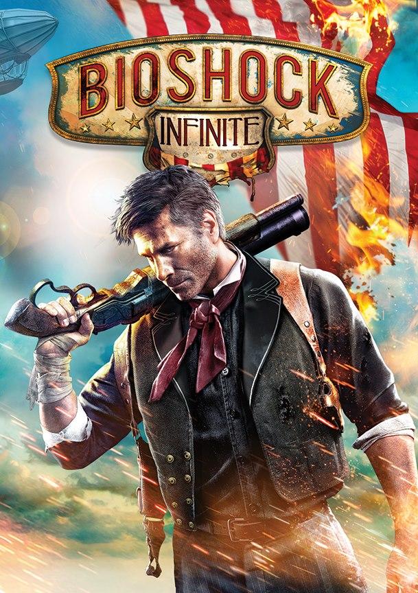 Here's The Box Art For BioShock Infinite