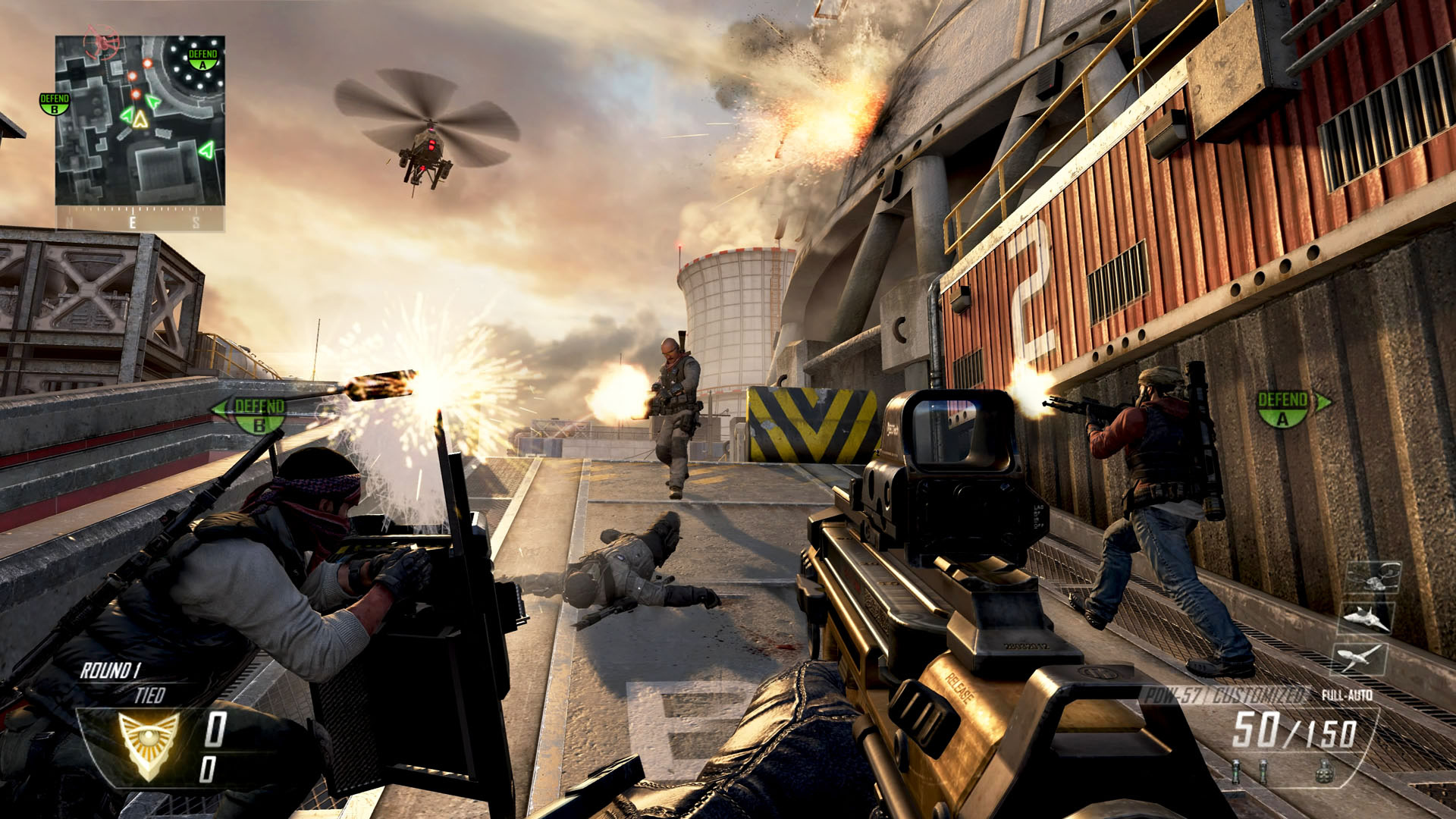 5 Things I Want to See in the Next Call of Duty