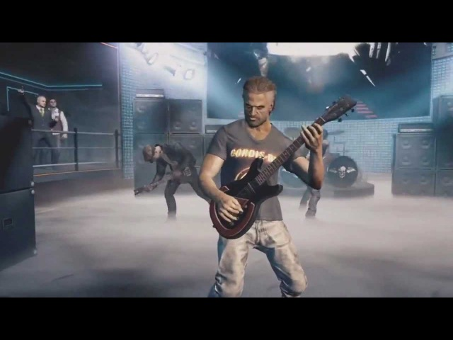 Black Ops II's End Song Bit Was Downright Embarrassing