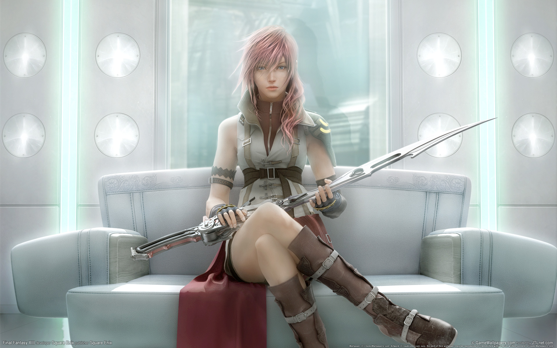 Lightning Returns: Final Fantasy XIII-3 Gets A Trailer
