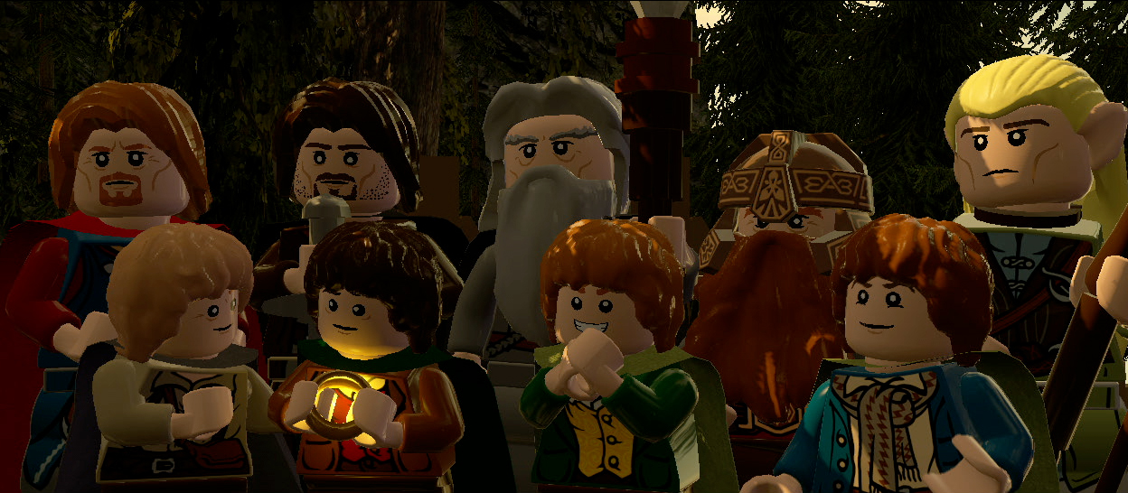 5 Things the Lego Video Game Series Does Right