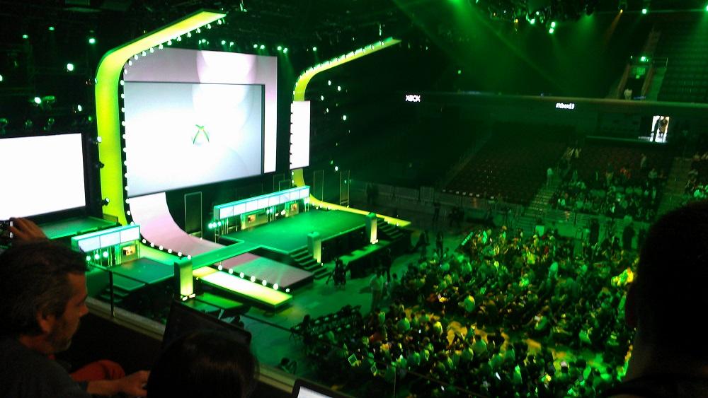 Microsoft Announces Next Generation Xbox (LIVE UPDATES)