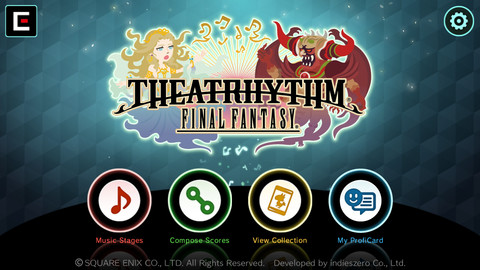 Theatrhythm Final Fantasy for iOS