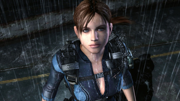 Resident Evil Revelations Adds Two New Characters for Raid Mode
