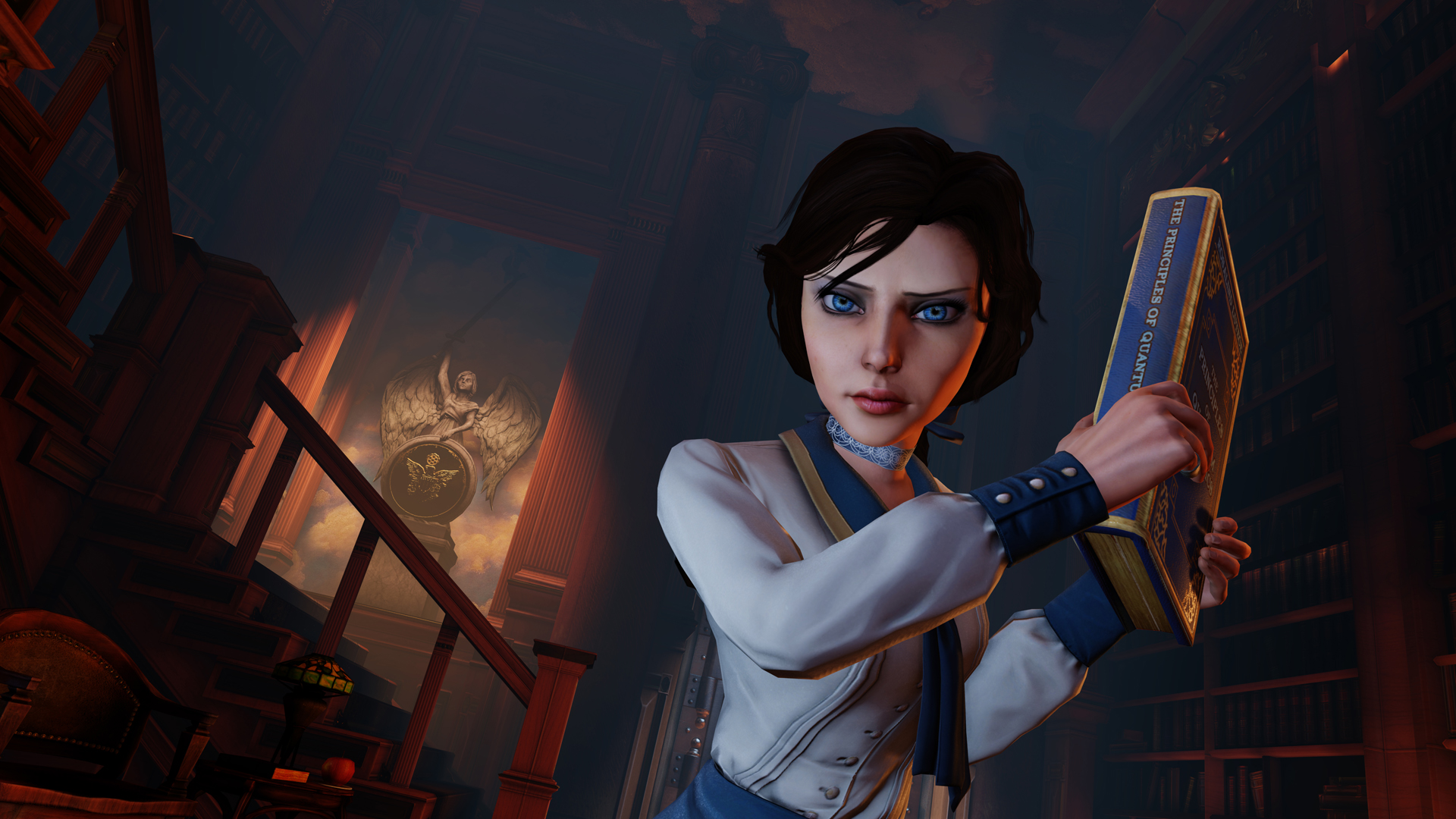 Irrational Talks BioShock Infinite PC Version and Specifications