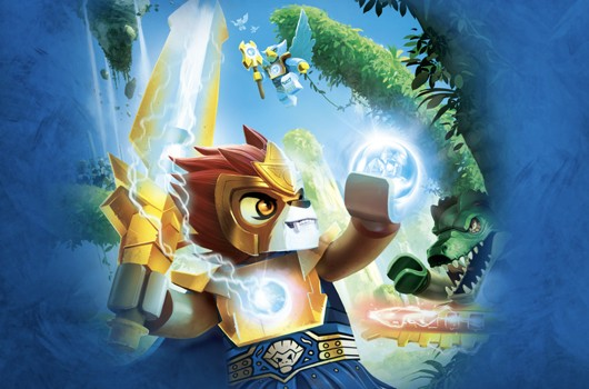 New Lego Legends of Chima Games Announced