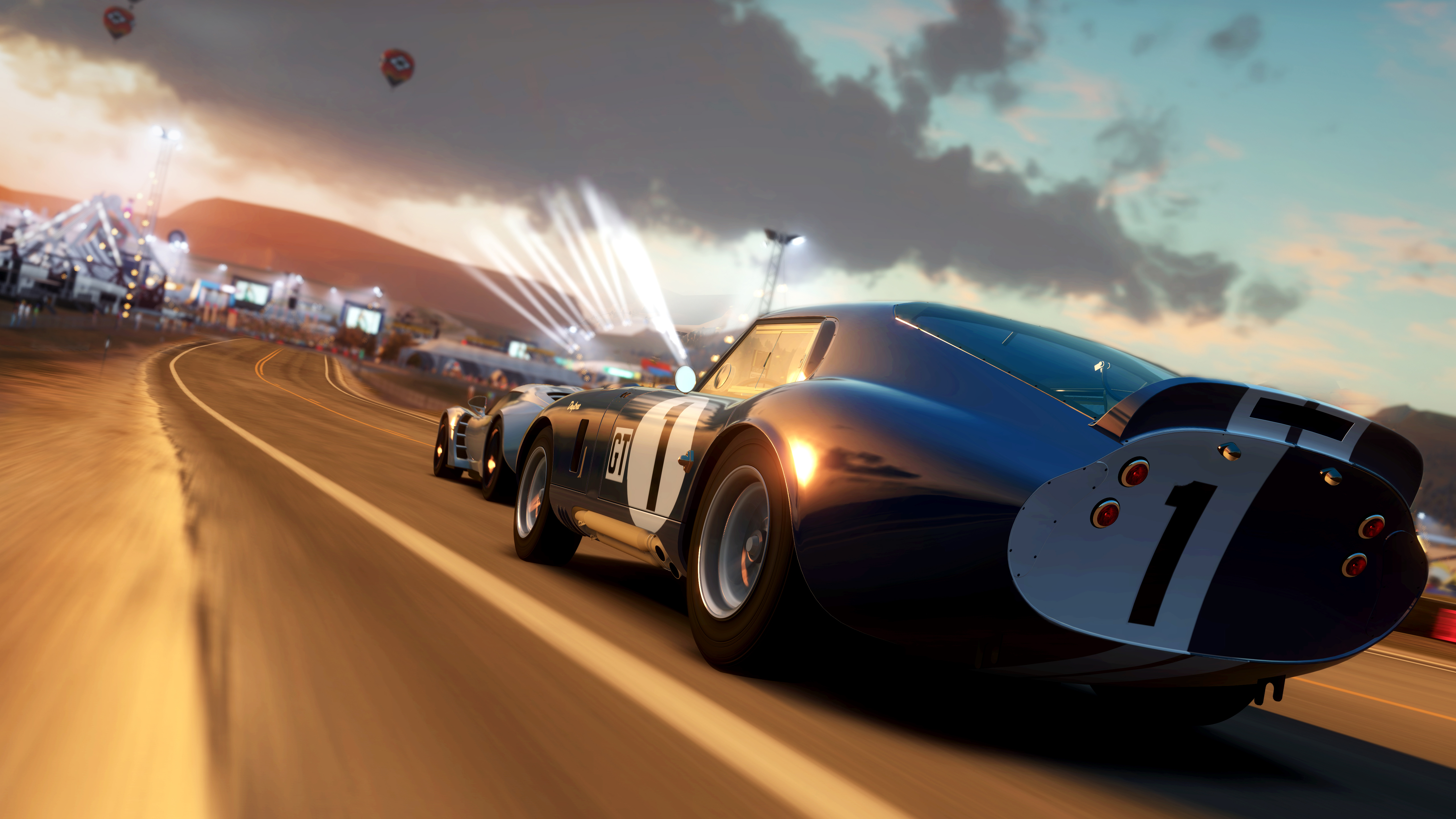 Forza Horizon Can Appeal to Everybody