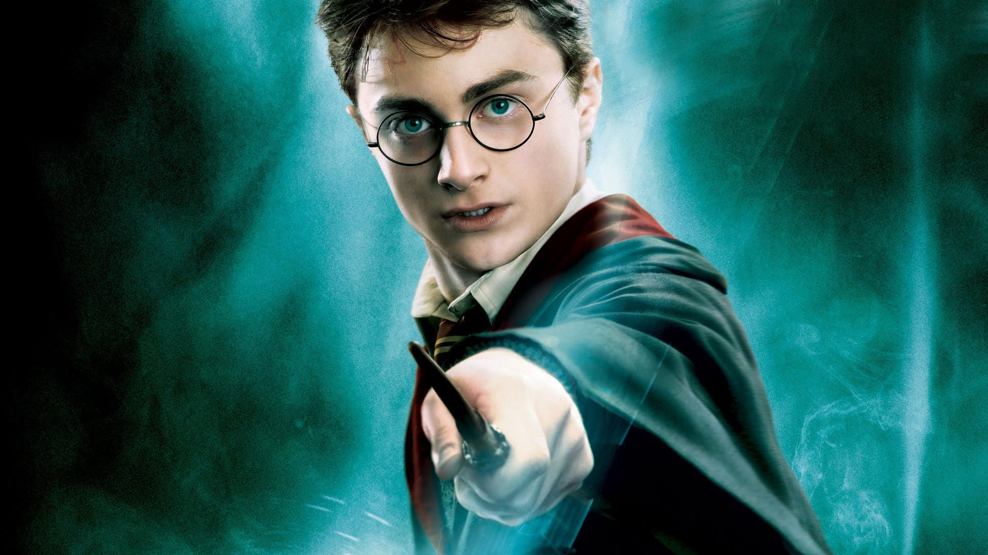 Why Isn't This a (Good) Game Yet? Harry Potter