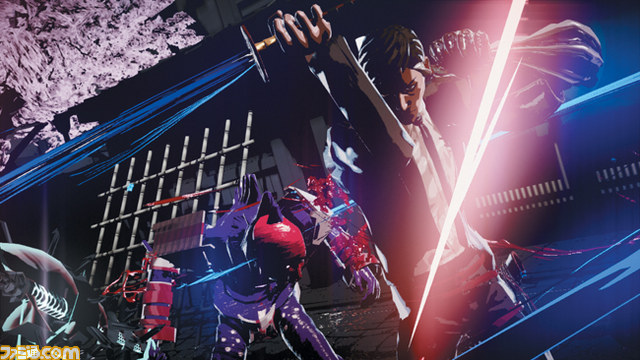 Suda 51's Killer is Dead Out In Japan This Summer, No North American Release Date Set