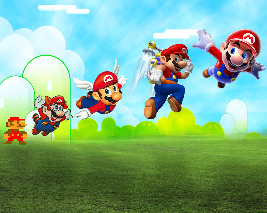 Why Mario Needs A New Platforming Playground