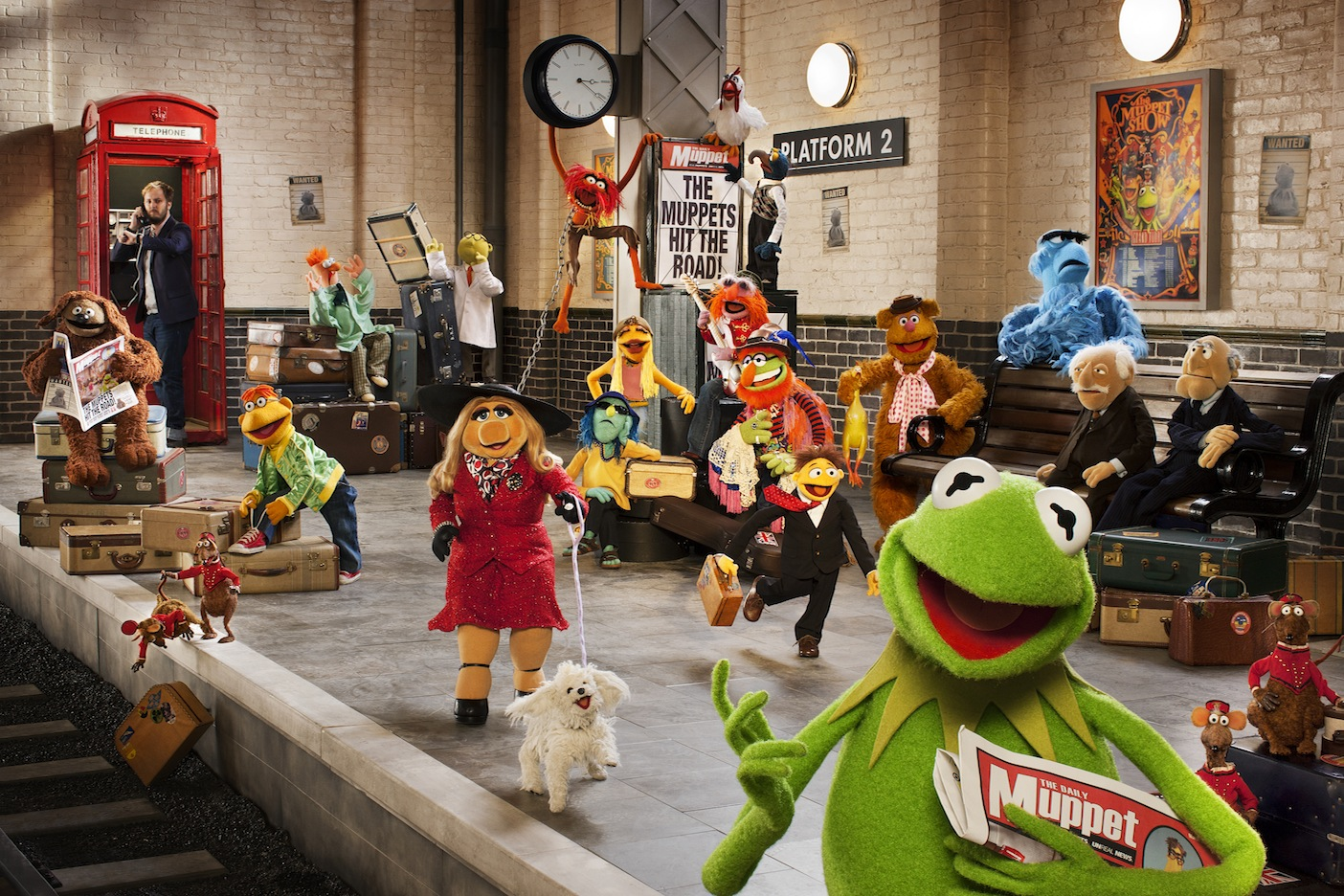 """THE MUPPETS … AGAIN!"""