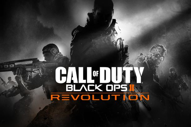 New Black Ops II Revolution DLC Available Today