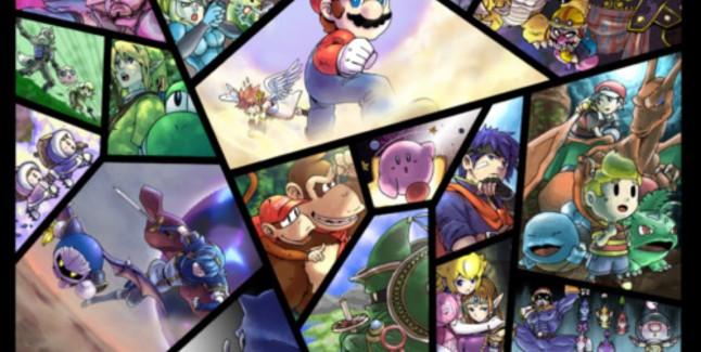 E3 2013 Will Have Super Smash Bros. U, Mario Kart U, and a Brand New 3D Mario Game To Show Off