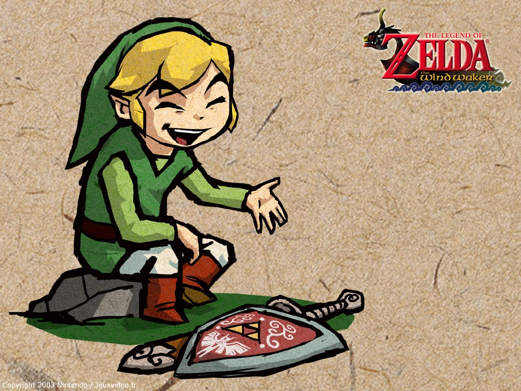 The Legend of Zelda: Wind Waker Is Getting A Remake on The Wii U