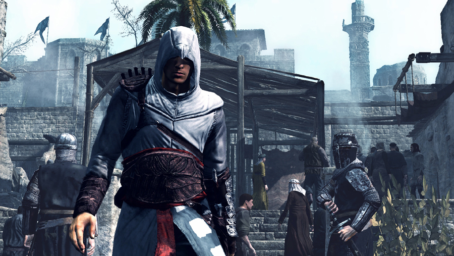 "Assassin's Creed Once had ""Huge"" Co-op Mode"