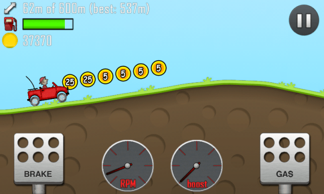 Hill Climb Racing Update Review: Cars, Courses, Free, Frustrating
