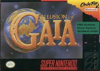 Illusion of Gaia Box